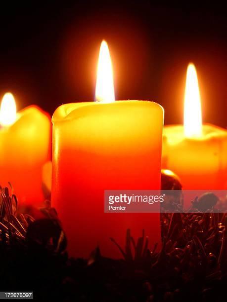Kerzen, 3