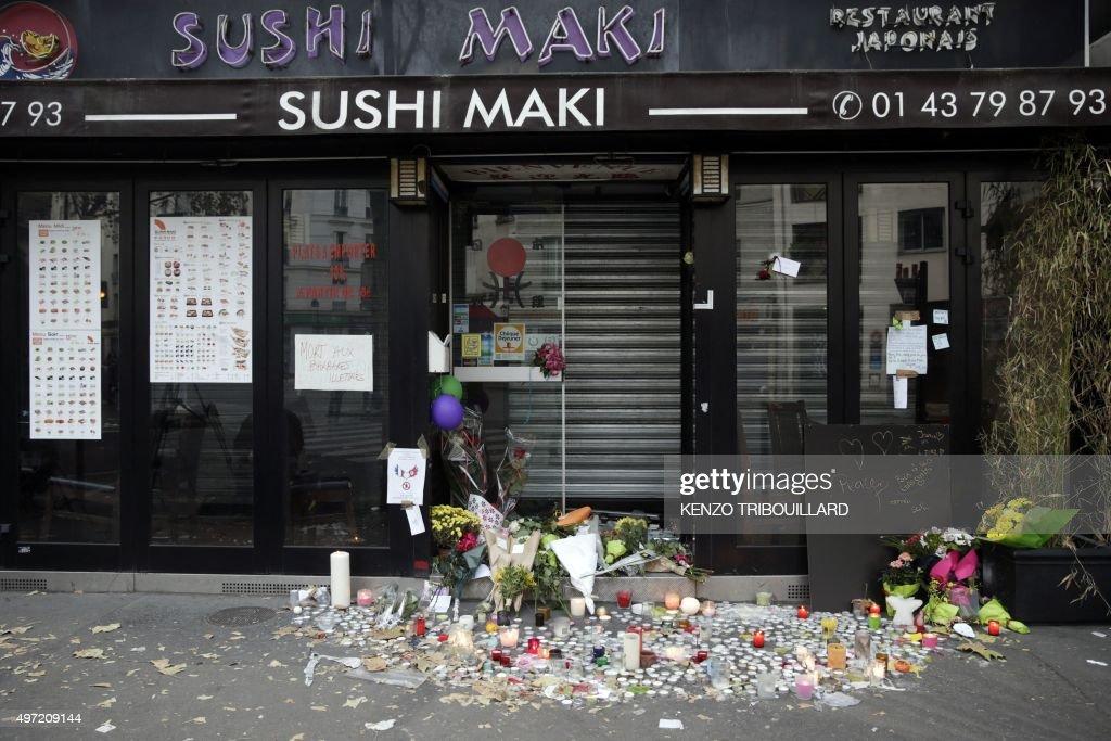 FRANCE-ATTACKS-PARIS : News Photo