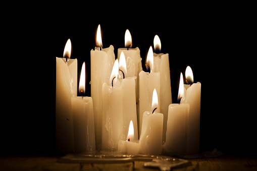 Candles - gettyimageskorea