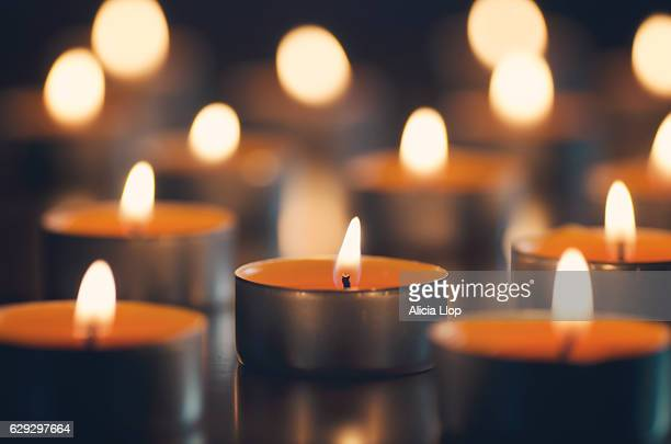 candles - funeral stock pictures, royalty-free photos & images