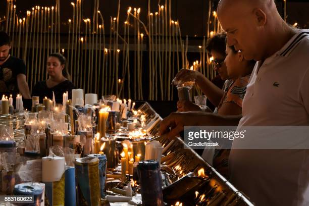 candles - brazilian waxing stock photos and pictures