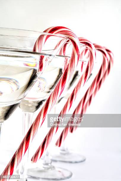 Candy Cane Martinis 2