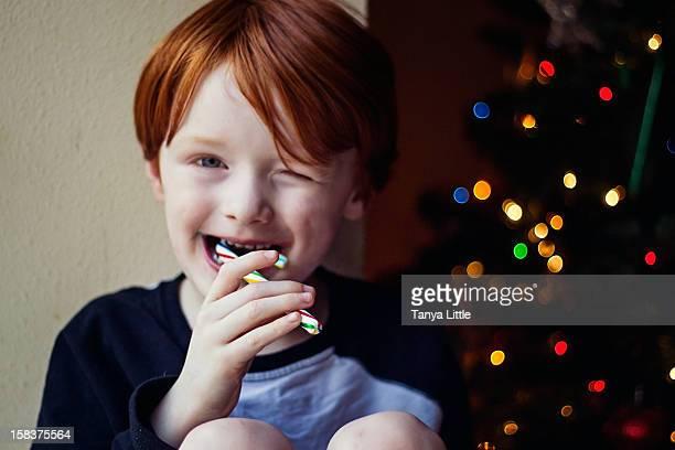 Candy Cane Munch