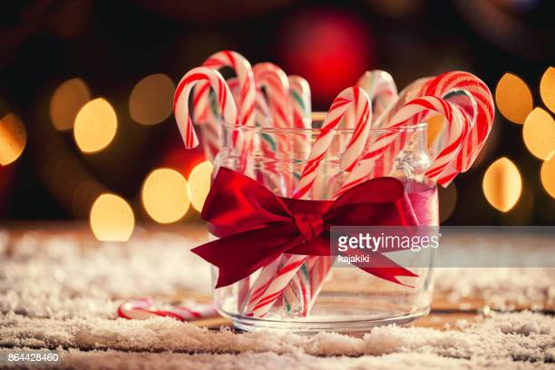 candy canes - candy cane stock pictures, royalty-free photos & images