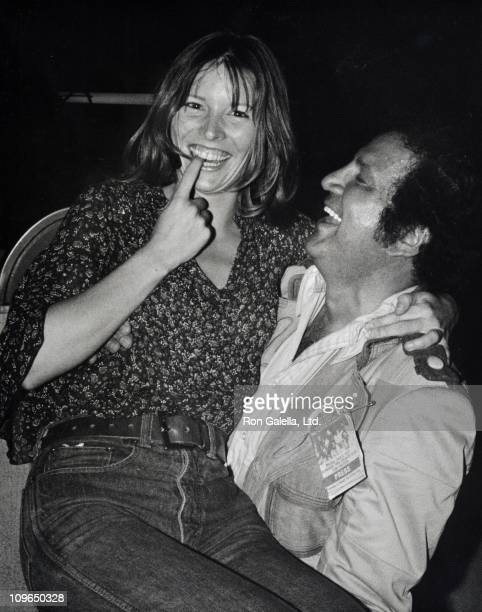 Candy Clark and Ron Galella during Doobie Brothers in Concert in Century City on June 6 1977 Reception at Century Plaza Hotel in Century City...