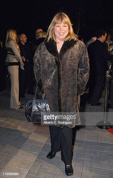 Candy Clark during Zodiac Los Angeles Premiere Arrivals at Paramount Studios in Hollywood California United States