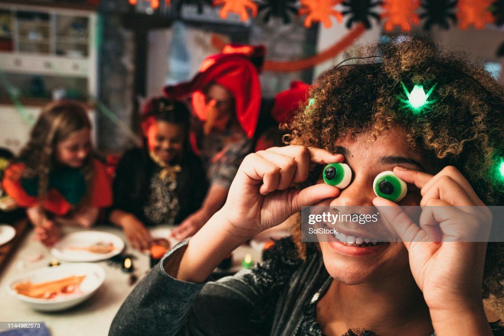 Candy Eyes : Stock Photo