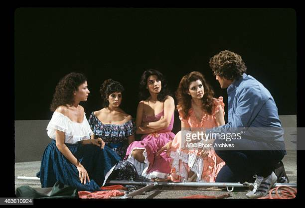 """Candy Kisses / Operation Break Out"""" - Airdate: January 15, 1983. MORGAN BRITTANY AND BEN MURPHY WITH EXTRAS"""