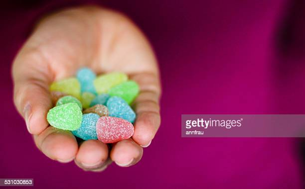 candy - annfrau stock photos and pictures