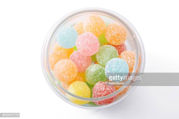 candy - gum drop stock photos and pictures