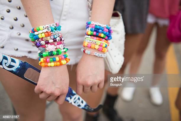 Candy Raver Bracelets