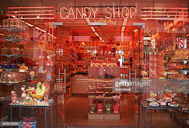 Candy shop in Brüssel