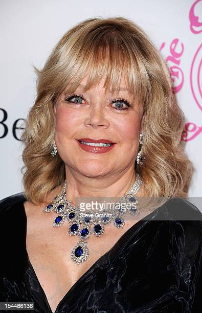 Candy Spelling arrives at the 26th Anniversary Carousel Of Hope Ball presented by MercedesBenz at The Beverly Hilton Hotel on October 20 2012 in...