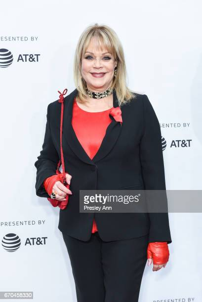 Candy Spelling attends 2017 Tribeca Film Festival Clive Davis The Soundtrack Of Our Lives World Premiere Opening Night at Radio City Music Hall on...