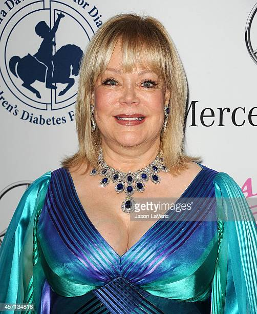 Candy Spelling attends the 2014 Carousel of Hope Ball at The Beverly Hilton Hotel on October 11 2014 in Beverly Hills California