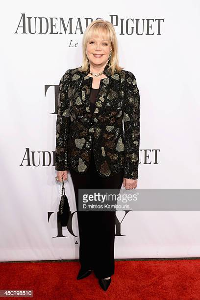 Candy Spelling attends the 68th Annual Tony Awards at Radio City Music Hall on June 8 2014 in New York City