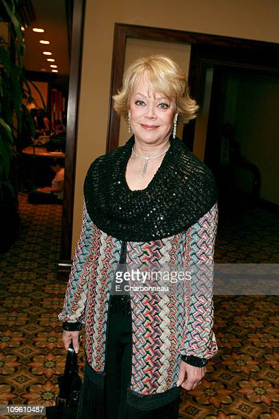 Candy Spelling during 13th Annual Race to Erase MS Sponsored by Nancy Davis and Tommy Hilfiger Red Carpet at Hyatt Regency Century Plaza in Century...