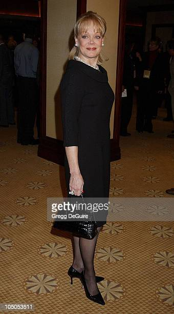 Candy Spelling during 64th Annual Pioneer of the Year Dinner Honoring Jonathan L Dolgen Chairman and Chief Executive Officer of the Viacom...
