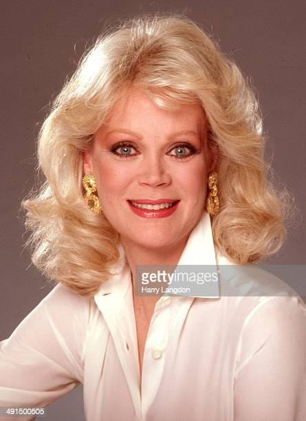 Candy Spelling poses for a portrait session in 1993 in Los Angeles California