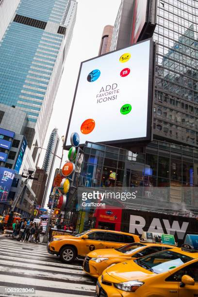 Candy Store M&M's in New York
