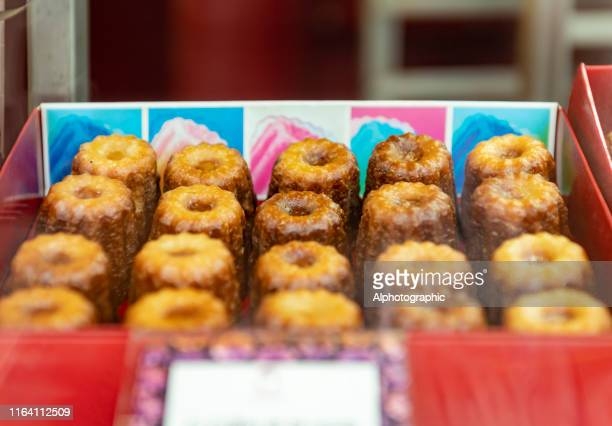 Caneles in Bordeaux