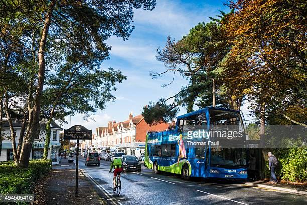 Canford Cliffs Bus