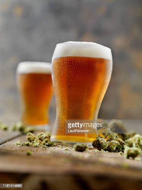 cannabis amber ale - help:ipa stock pictures, royalty-free photos & images