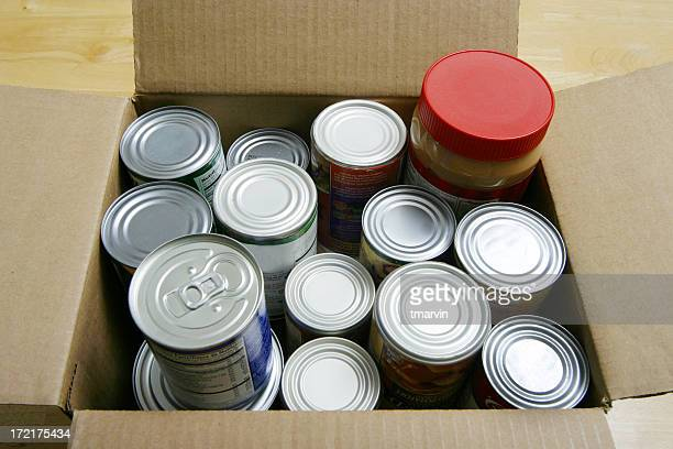 canned goods - canned food stock pictures, royalty-free photos & images