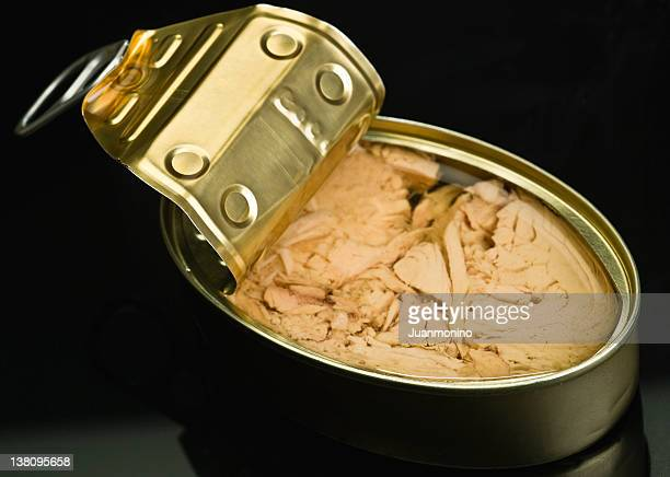 Canned White Meat Tuna in Olive Oil
