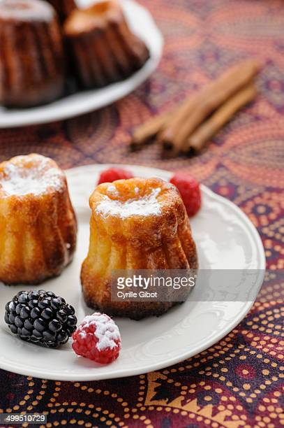 Cannelés from Bordeaux, France