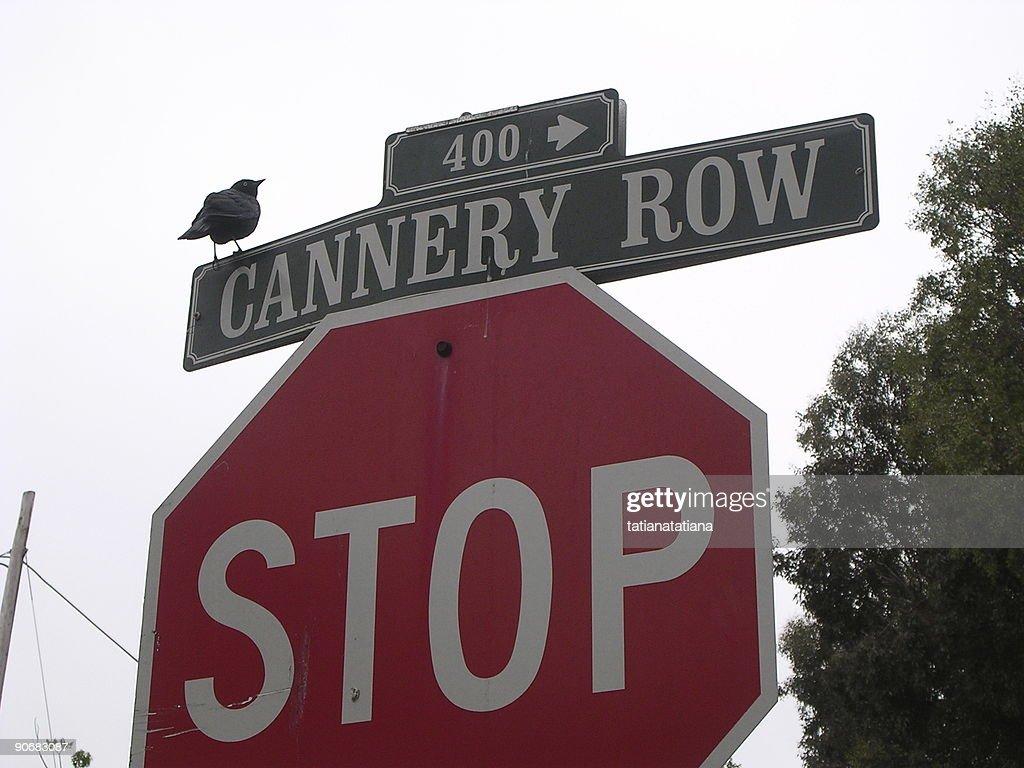 cannery row symbols