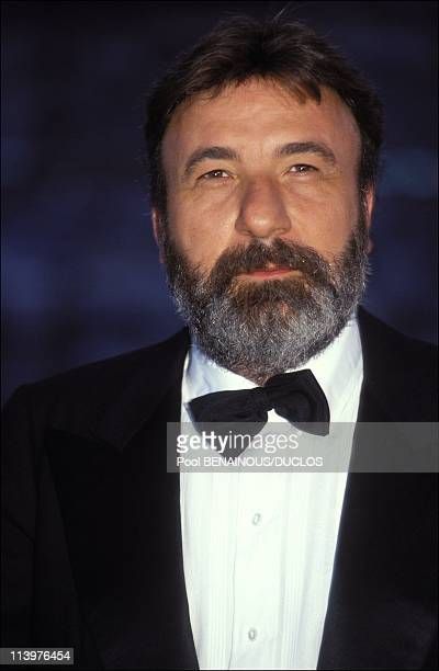 Cannes 92 The winners in Cannes France on May 18 1992Gianni Amelio