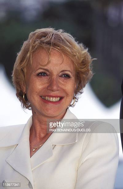 "Cannes 95: Photo Call ""N'Oublie Pas Que Tu Vas Mourir"" In Cannes, France On May 25, 1995-Bulle Ogier."
