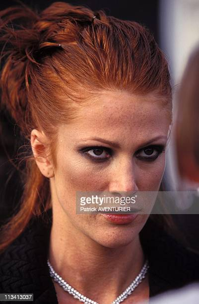 Cannes 97 Monica Belluci On May 14th 1997 In Cannes France