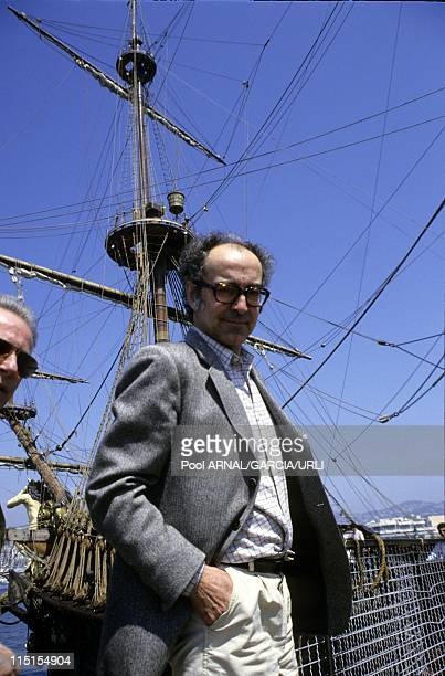 Cannes festival in France in May 1987 JeanLuc Godard will receive an Oscar of honor for his entire career on November 13 2010 Director JeanLuc Godard...