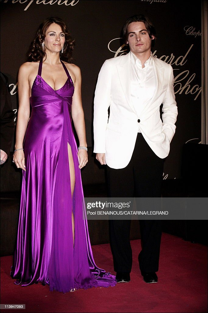Cannes Film Festival: Chopard trophy at the Carlton hotel in Cannes, France On May 20, 2006- : News Photo