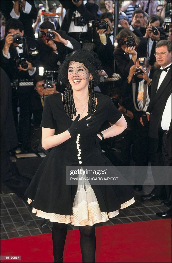 Cannes Film Festival In Cannes, France In June, 1993. : News Photo