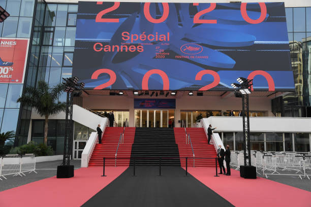 FRA: Cannes Film Festival Pays A Tribute To Nice Attack Victims