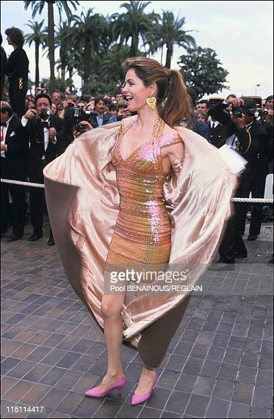 "Cannes Film Festival: photo call of "" L'Assassin du Tsar"" in Cannes, France on May 11, 1991 - Cyrielle Claire."