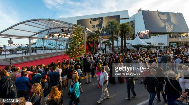 cannes film festival - cannes stock pictures, royalty-free photos & images