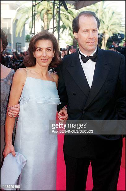 Cannes film festival stairs of In the mood for love In Cannes France On May 20 2000Carole Amiel