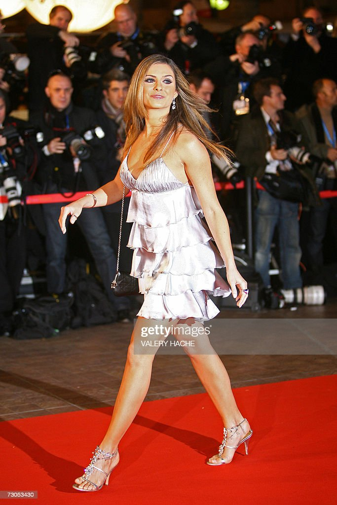 French Former Porn Actress Clara Morgane Arrives At The Palais Des News Photo -4252