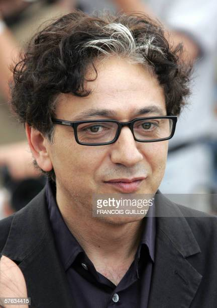 Member of the Jury of the 59th edition of the Cannes Film Festival Palestinian director Elia Suleiman poses during a photocall in Cannes Southern...