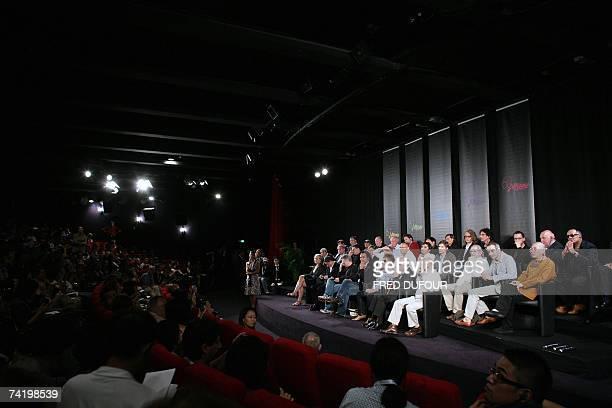 New Zealander director Jane Campion Japanese director Takeshi Kitano Canadian director David Cronenberg Mexican director Alejandro Gonzalez Inarritu...