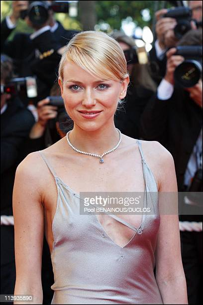 Cannes International Film Festival winner In Cannes France On May 26 2002Naomi Watts