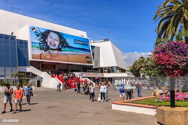 Cannes Palais des Festivals et des Congrès de Paris, France