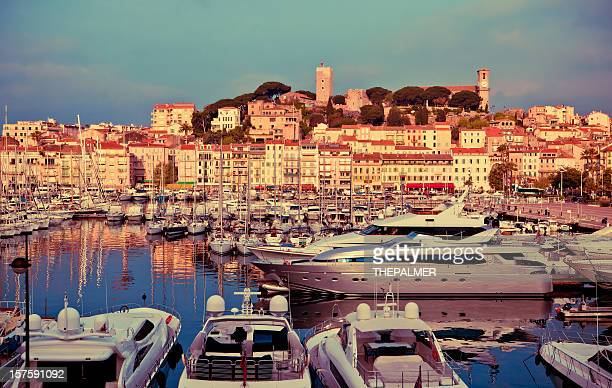 cannes port and marina