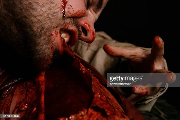 cannibalism - cannibalism stock photos and pictures