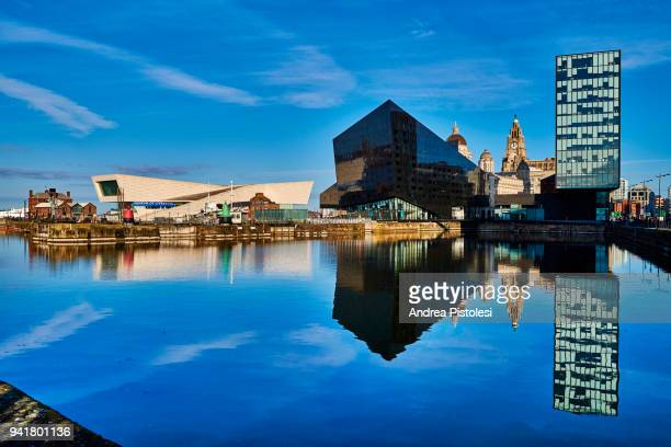 canning dock, liverpool, united kingdom - liverpool england stock pictures, royalty-free photos & images
