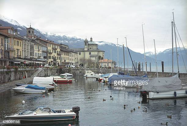 cannobio - miloniro stock pictures, royalty-free photos & images